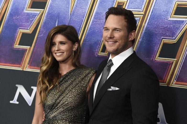 Chris Pratt, Katherine Schwarzenegger son padres de una niña