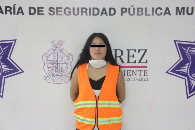 Exigía 5 mil pesos a cambio de entregar identificaciones robadas