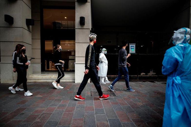 Los argentinos no respetan la cuarentena: Fernández