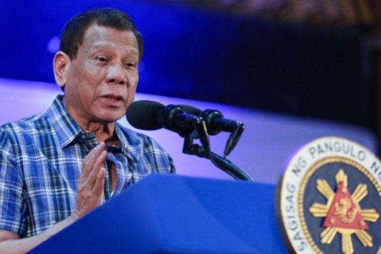 Presidente filipino será voluntario para probar vacuna rusa contra Covid-19
