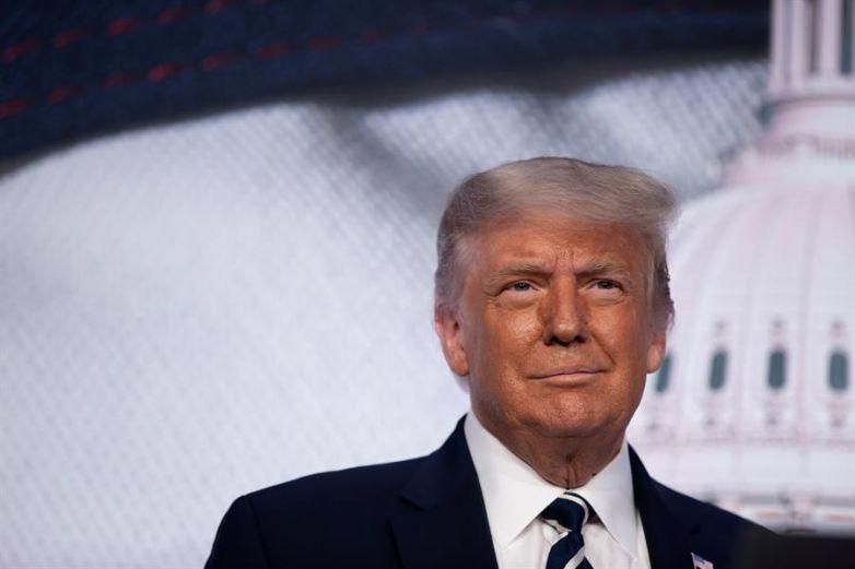 Trump dice que Fauci es 'genial'pero no alguien 'de equipo'