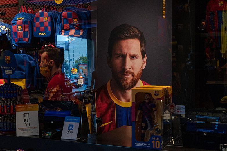 Debemos unirnos todos los barcelonistas: Messi