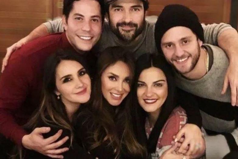 Revela Anahí que habrá nueva música de RBD