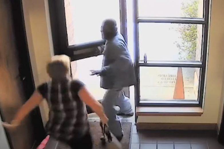 Cae paseño acusado de intentar robar un banco