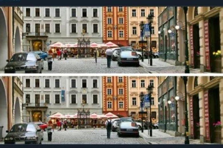 La CIA te reta a encontrar 10 o más diferencias entre dos fotos