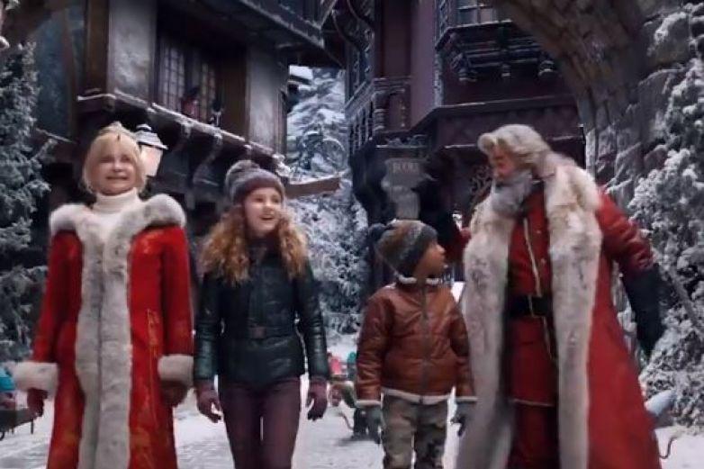 Netflix se adelanta y anuncia el estreno de Las Crónicas de Navidad: Parte dos