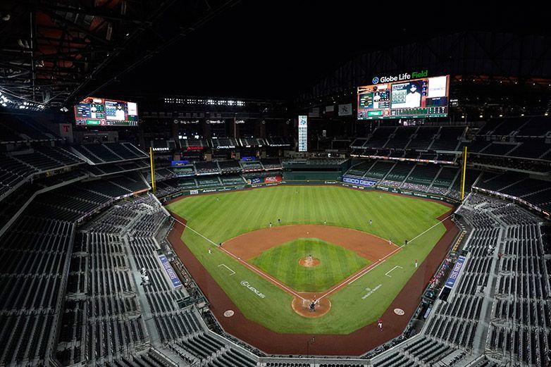 Serie Mundial se jugará en burbuja en Texas