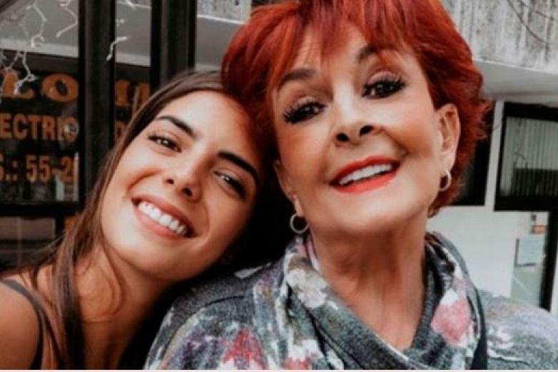 Nieta de Talina Fernández está en sitio para adultos; la decepciona