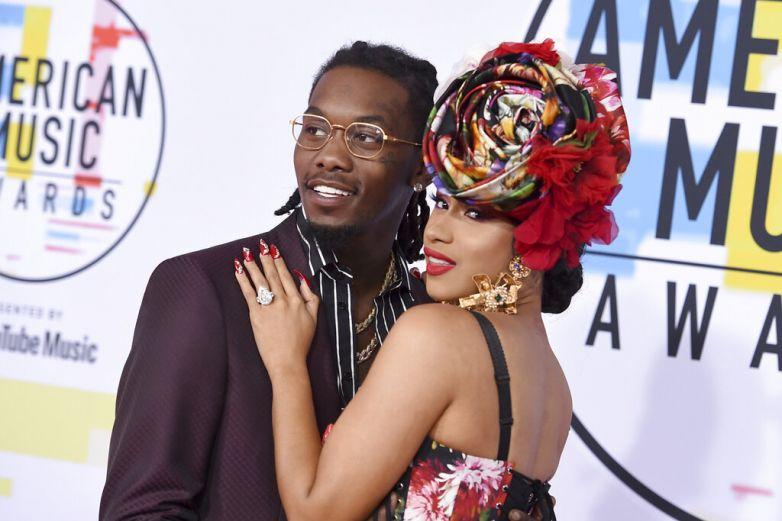 Cardi B solicita el divorcio del rapero Offset