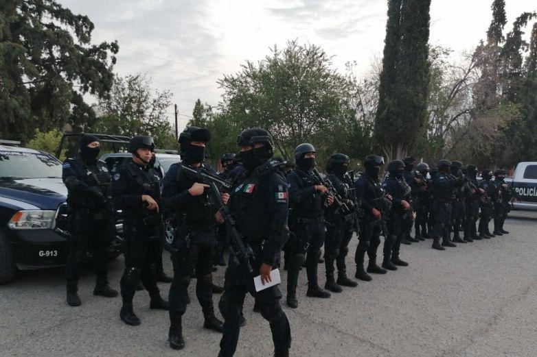 Recortará Federación apoyos paraseguridad pública