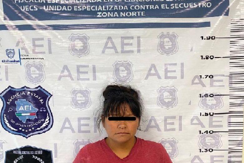 Arrestan a mujer acusada de secuestrar a dos guatemaltecos