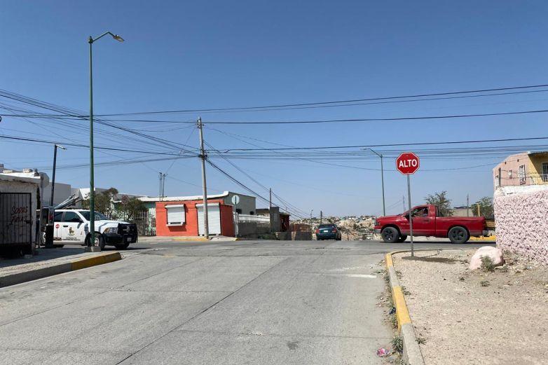 Colocan señalización en calles del surponiente de la ciudad