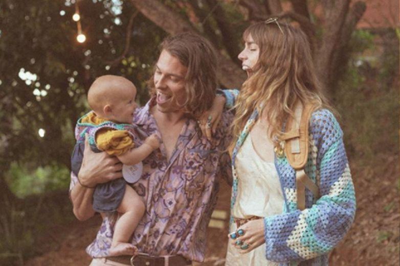 Esta bebé dejó los pañales con 2 semanas de nacida, según sus padres