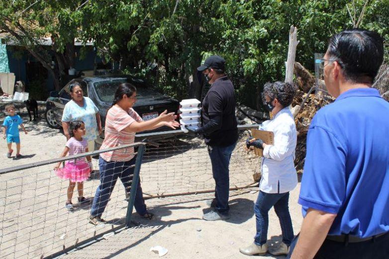 Más de 660 mil personas beneficiadas con Plan Emergente del Estado