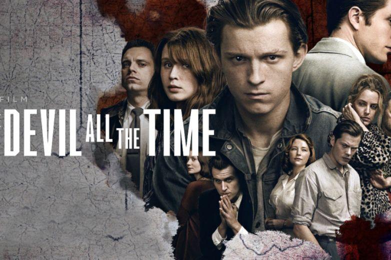 'The Devil All Time' se posiciona entre los mejores contenidos de Netflix