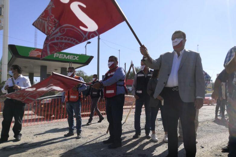 Arrancan obras de reconstrucción en carretera Juárez-Porvenir
