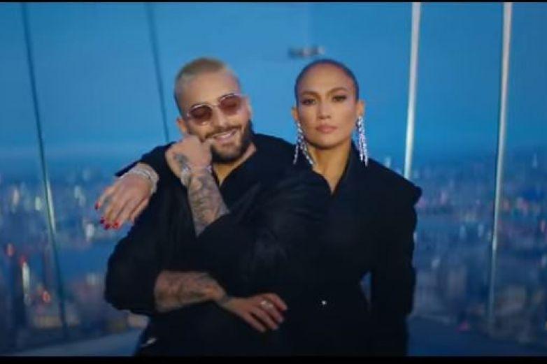 JLo y Maluma presumen estreno 'Pa Ti' + 'Lonely'