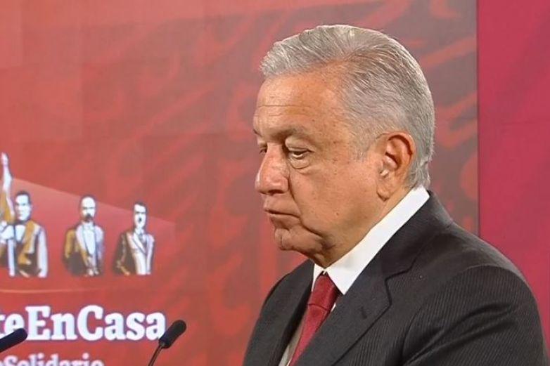 'Vamos bien', responde AMLO tras masacre de 11 personas en Guanajuato