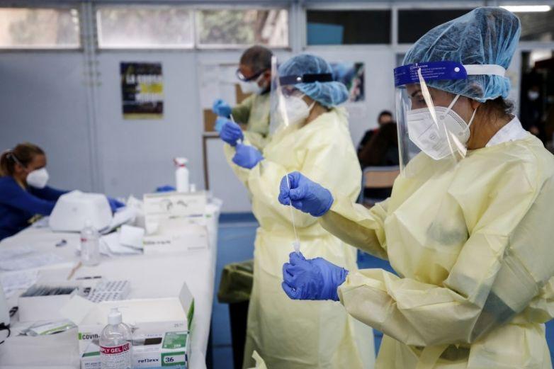 OMS planea pruebas rápidas de Covid para países pobres