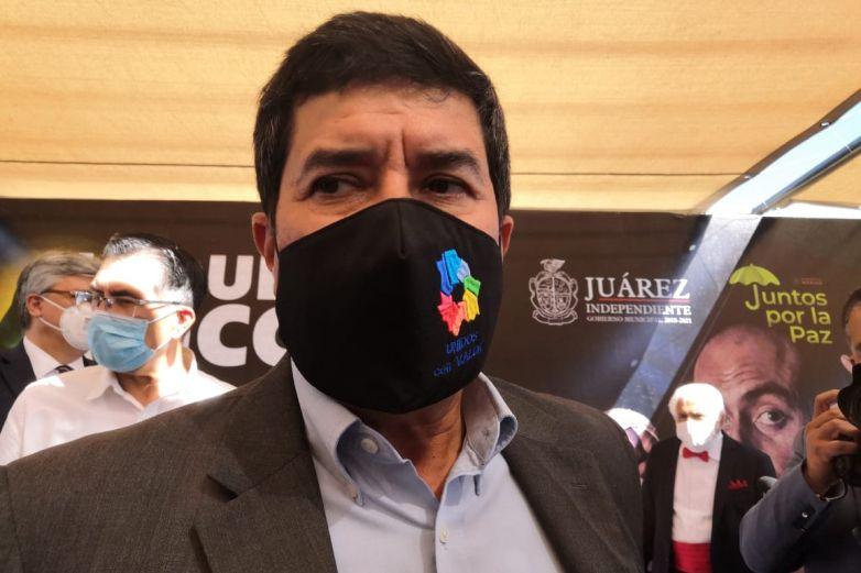 Buscará Corral diálogo con AMLO en su visita a Juárez