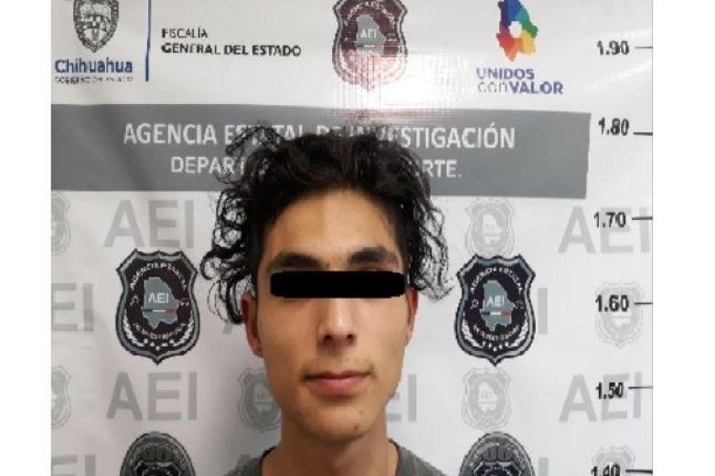 Lo arrestan acusado de intentar matar a su hijo
