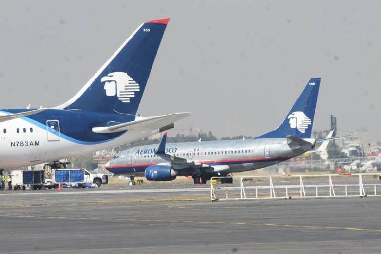 Aeroméxico recortará más de 600 sobrecargos