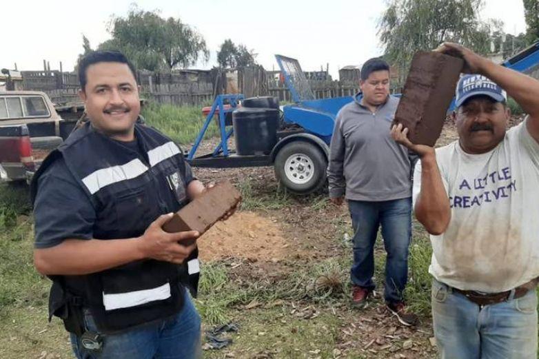 Ampliarán viviendas de familias vulnerables en Madera