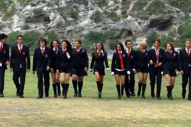 Descubren detalle inmortal en una foto de RBD