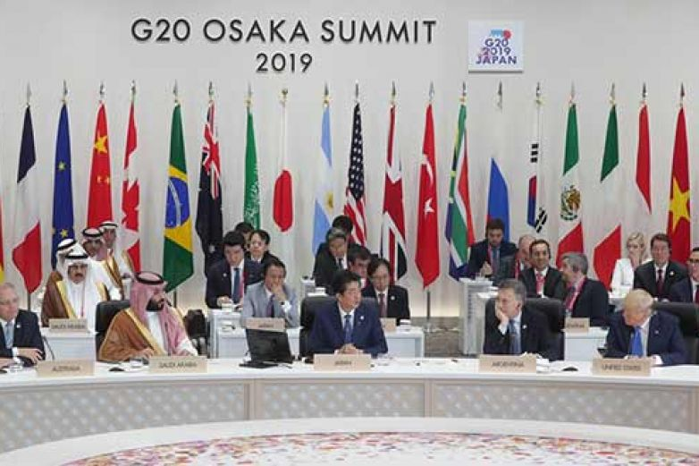 Cumbre del G20 de noviembre será virtual