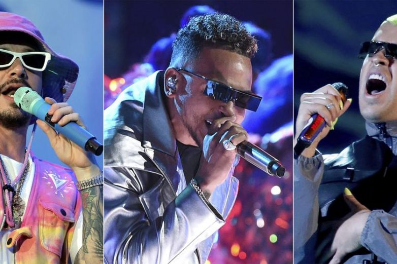 Balvin y Bunny lideran Latin Grammy