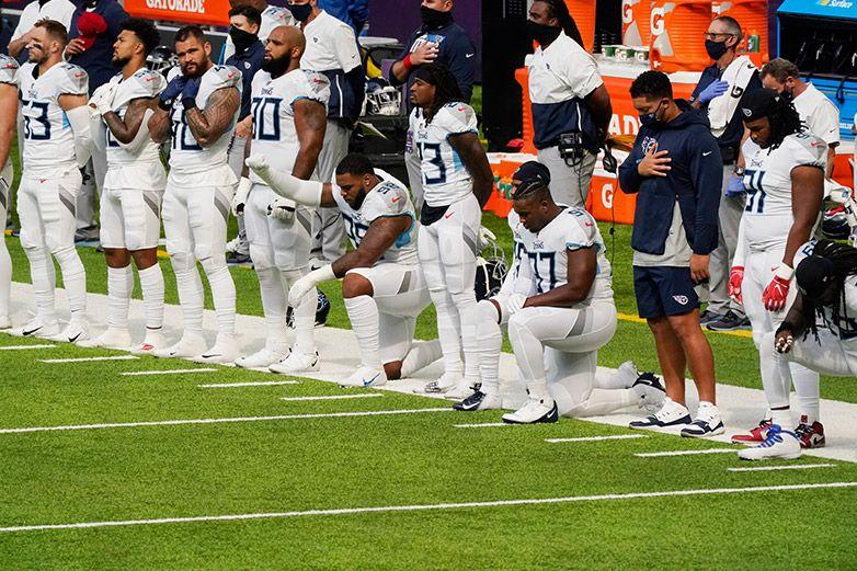 Titans reportan primer brote Covid-19 en la NFL