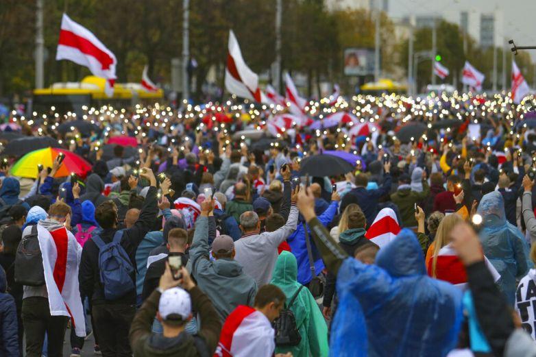 Suspende Bielorrusia a medio independiente durante protestas