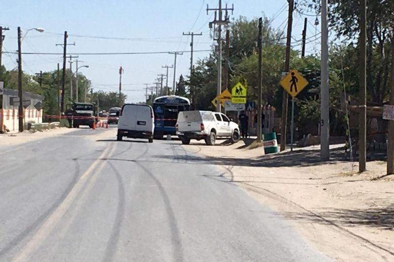 Asesinan a chofer de la ruta Juárez-Porvenir