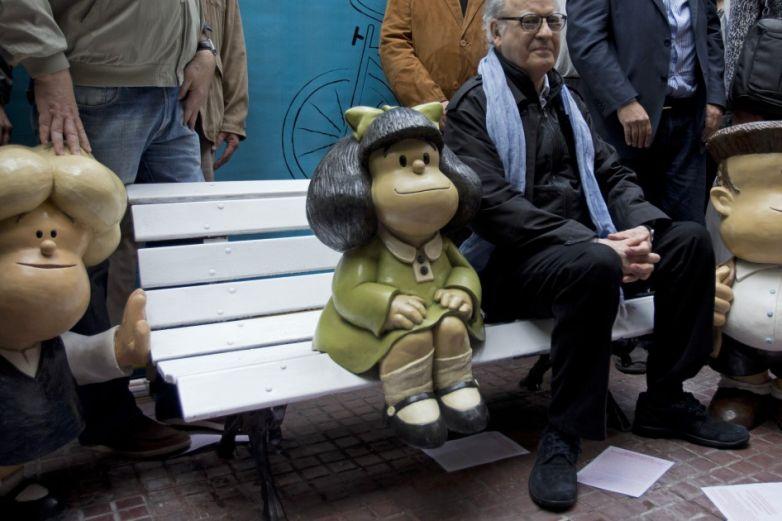 """¿Quién era Quino, creador de """"Mafalda""""?"""