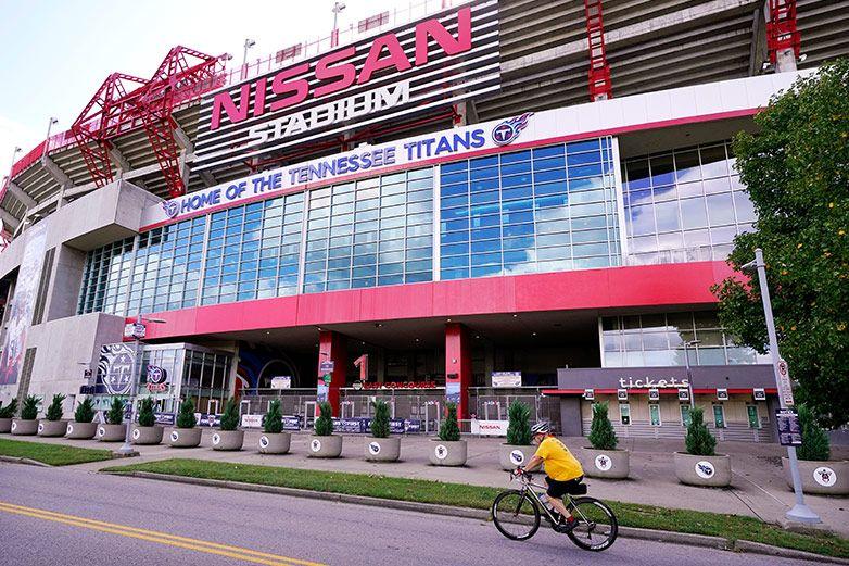 Steelers-Titans sería el lunes o martes por brote de Covid-19
