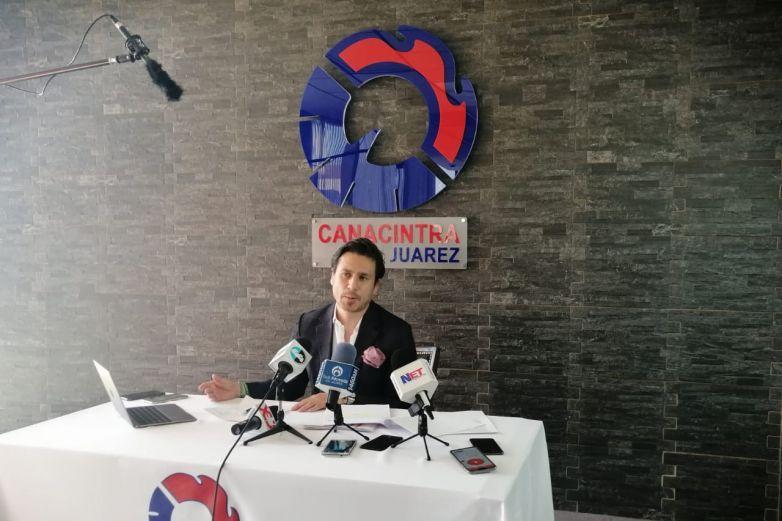 Lamenta Canacintra que se deje fuera a empresarios de visita de AMLO