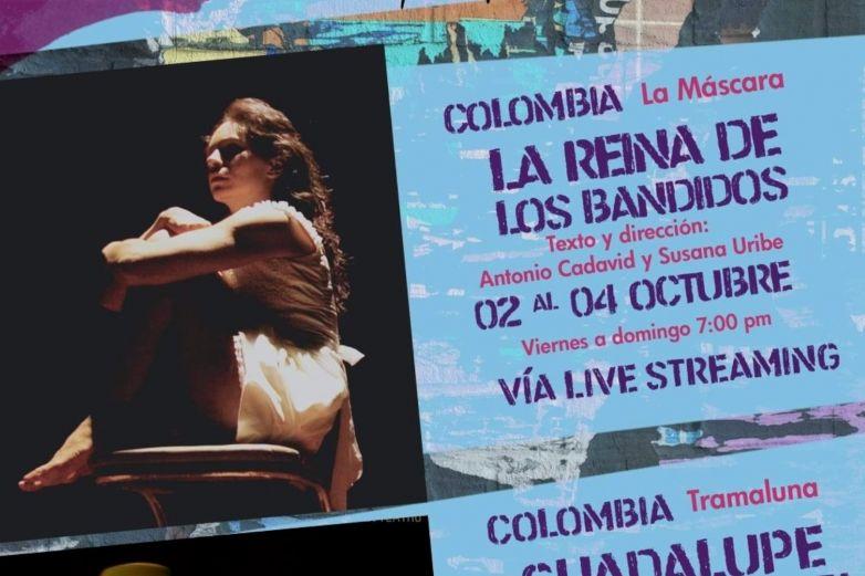 Lo mejor de Colombia en el 5to Festival Internacional de Teatro sin Fronteras