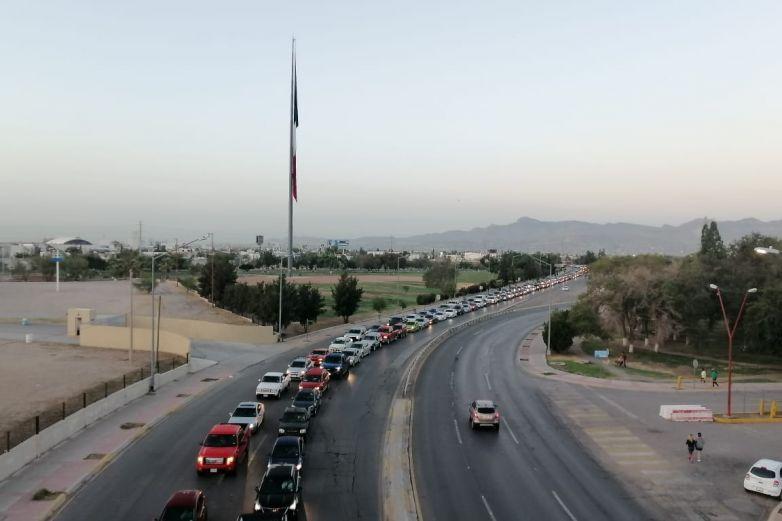 Piden diputados a SRE restringir cruces no esenciales a México