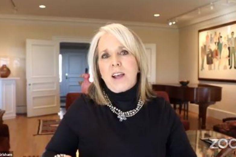 No vayan a El Paso, pide gobernadora de Nuevo México