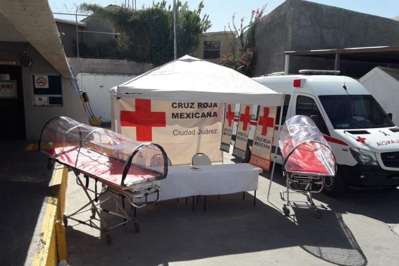 Donan 2 cápsulas para Covid-19 a Cruz Roja