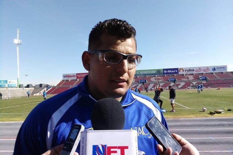Uziel Muñoz busca estar en los Juegos Olímpicos de Tokio