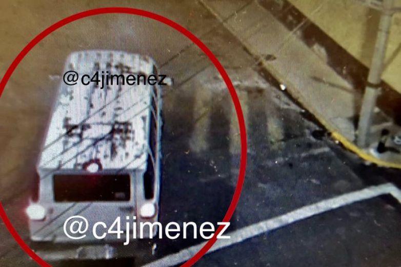 Identifican camioneta que abandonó medicamentos oncológicos robados
