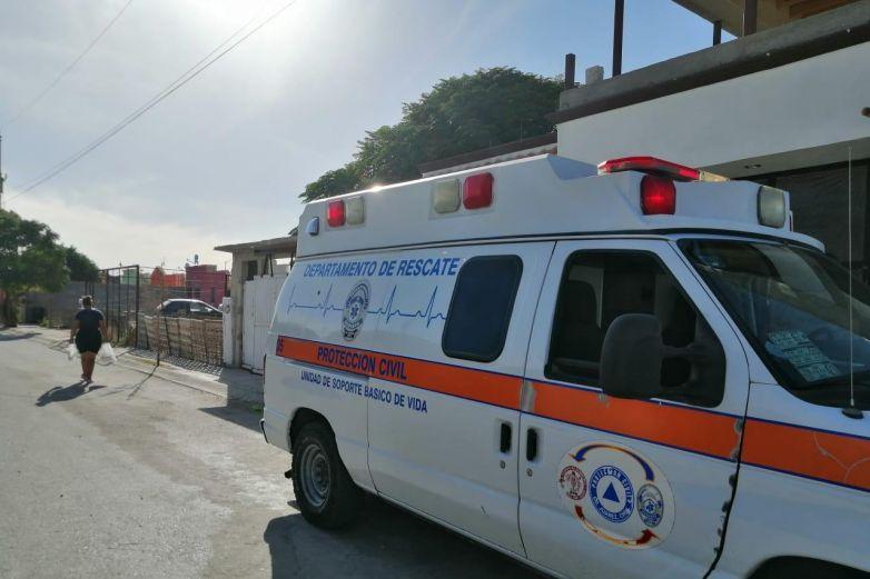 Atiende Rescate hasta 7 personas diarias con síntomas de Covid