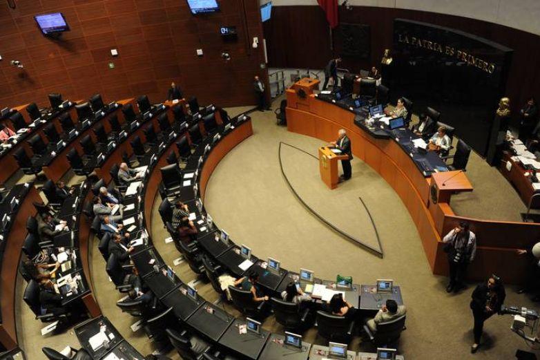 Bloque opositor del Senado pide reconsiderar eliminación de fideicomisos