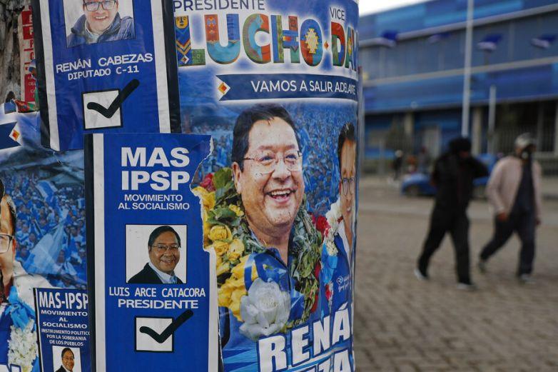 Bolivia va a las urnas para cerrar un año de incertidumbre