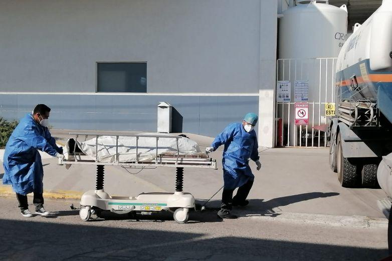 Mueren por Covid más de mil personas en Juárez