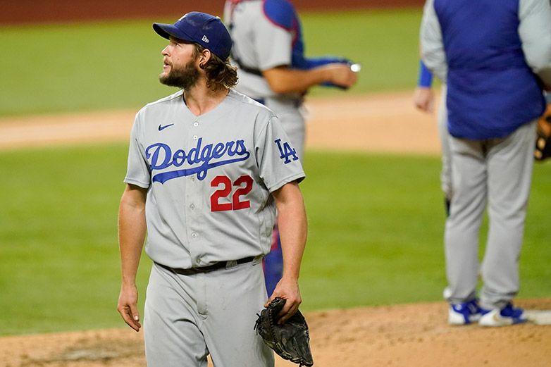 Clayton Kershaw recibe otra oportunidad con Dodgers, abre la serie mundial