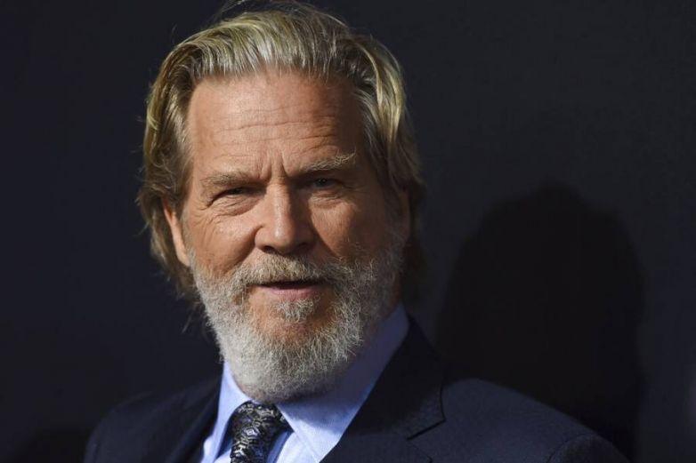 Jeff Bridges revela que tiene linfoma