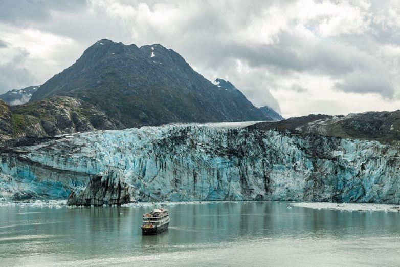 Derretimiento de glaciares podría causar un mega tsunami en Alaska