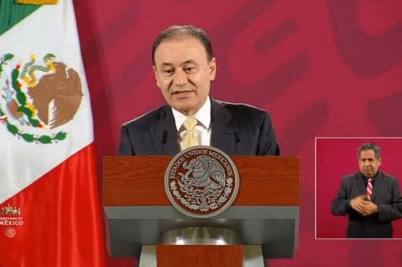 Durazo confirma renuncia; va por gubernatura de Sonora